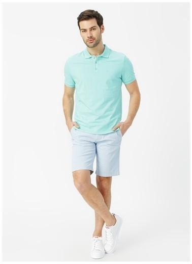 Fabrika Fabrika Mint Erkek Polo T-Shirt Yeşil